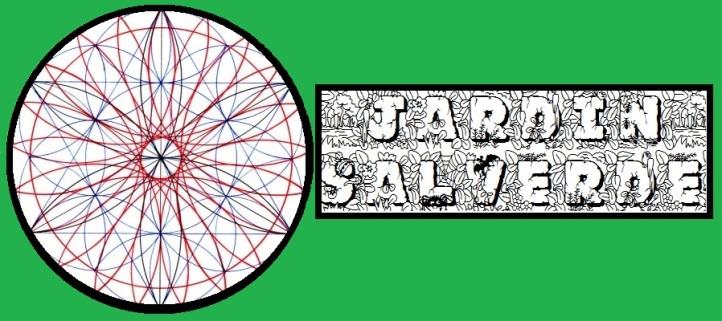 Sacred Geometry Jardin Salverde