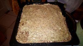 Coconut Breadfruit Cake
